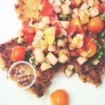 amaranth and chickpea falafel vegan eyecandypopper.com