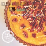 eyecandypopper.com vegan sugar-free gluten-free semi-raw pumpkin pie