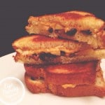 gourmet grilled cheese apple cranberry pecan eyecandypopper.com