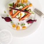 Meatless Monday: Summer Harvest Tartine (vegetarian, vegan option))
