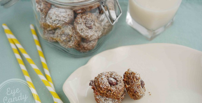 Wheatless Wednesday: 5 Ingredient Hazelnut Cookies (vegan, gluten-free, paleo, sugar-free)