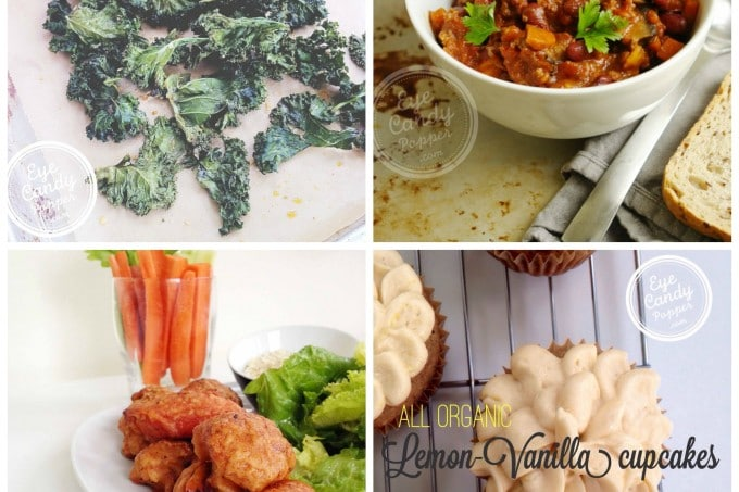 Healthy Superbowl Menu in an hour (vegan options, gluten-free options, paleo options)