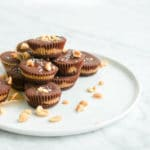Healthy Chocolate Peanut Butter Cups | Vegan, Refined Sugar-Free, Soy-Free