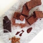 Super Healthy Almond Brownies | Grain-Free, Dairy-Free, No Refined Sugar, Gluten-Free